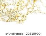 christmas snowflake     | Shutterstock . vector #20815900