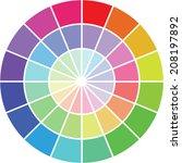 illustration   colour guide set