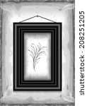 illustration of abstract... | Shutterstock .eps vector #208251205