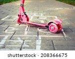 outdoors background of... | Shutterstock . vector #208366675