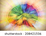 doodles brain illustration | Shutterstock . vector #208421536