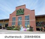 portland  maine   june 1  2014  ... | Shutterstock . vector #208484806