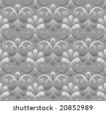 floral seamless wallpaper. | Shutterstock .eps vector #20852989