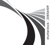 an abstract design template...   Shutterstock .eps vector #20856409