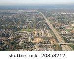 Aerial Hamilton Ontario  Canad...