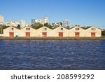 Porto Alegre Port View   Rio...