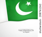 Pakistan's Flag for Independence Day