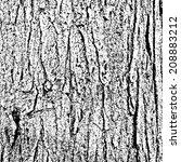 overlay bark texture for your... | Shutterstock .eps vector #208883212