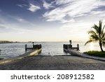 sanibel island boat ramp at...