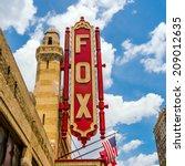 Atlanta August 4 Fox Theatre...