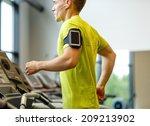 sport  fitness  lifestyle ... | Shutterstock . vector #209213902