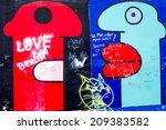 berlin  germany  july 31  2014  ...   Shutterstock . vector #209383582