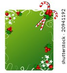 christmas background for text | Shutterstock .eps vector #20941192