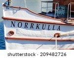 helsinki  finland   july 26 ... | Shutterstock . vector #209482726