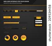 ui web elements  progress bar ...
