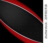 abstract background  metallic...   Shutterstock .eps vector #209581918