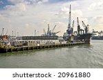cargo ship | Shutterstock . vector #20961880