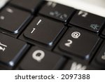 close up of a laptop detailed... | Shutterstock . vector #2097388