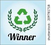 winner   Shutterstock .eps vector #209781718