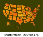 50,alabama,america,arizona,background,borders,california,carolina,cartography,color,colorado,education,florida,geographical,geography
