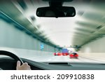 commuter traffic   traffic jam... | Shutterstock . vector #209910838