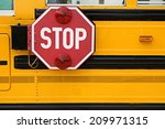 Education  Stop Sign On Side O...