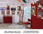 naggar  india  06 aug 2014... | Shutterstock . vector #210050356