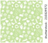 ecology and recycle icons ... | Shutterstock .eps vector #210329572