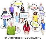 Group Of Multi Ethnic People I...