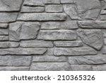 concrete wall texture   Shutterstock . vector #210365326