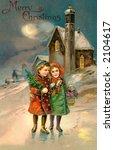 'merry Christmas'   Children O...