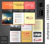 business classic vector... | Shutterstock .eps vector #210488326
