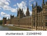 london  the parliament under...
