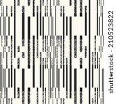 abstract noisy textured modern... | Shutterstock .eps vector #210523822