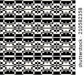 seamless pattern  stylish... | Shutterstock .eps vector #210582358