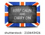 Keep Calm And Carry On  ...