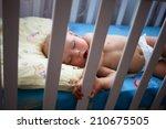 Newborn Sleep In Crib