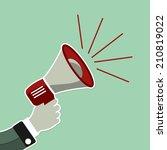 advertising   Shutterstock .eps vector #210819022
