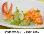 lobster | Shutterstock . vector #210841852