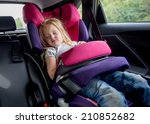 3 Years Old Girl Sleeping In A...