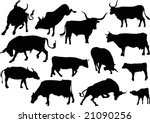 Animal Collection With Buffalo...