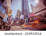 new york city   july 22 ... | Shutterstock . vector #210913516