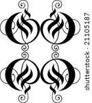 pattern 5 | Shutterstock .eps vector #21105187
