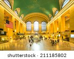 Grand Central Station Of New...