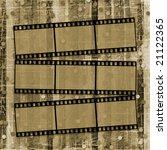 a striped scratch background... | Shutterstock . vector #21122365