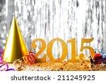 New Year Decoration 2015.