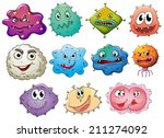 illustration of the different... | Shutterstock . vector #211274092