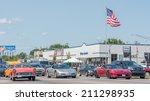 royal oak  mi usa   august 15 ... | Shutterstock . vector #211298935