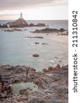 La Corbiere Lighthouse At...