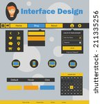 web  ui  interface design...